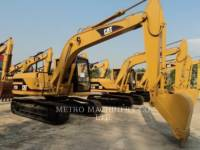 Equipment photo CATERPILLAR 312B TRACK EXCAVATORS 1