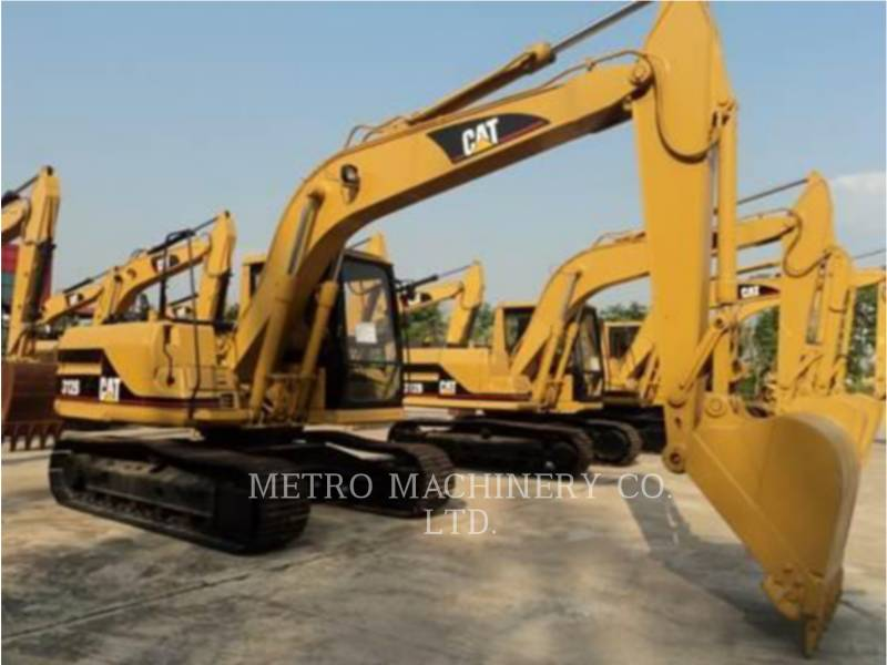 CATERPILLAR TRACK EXCAVATORS 312B equipment  photo 1