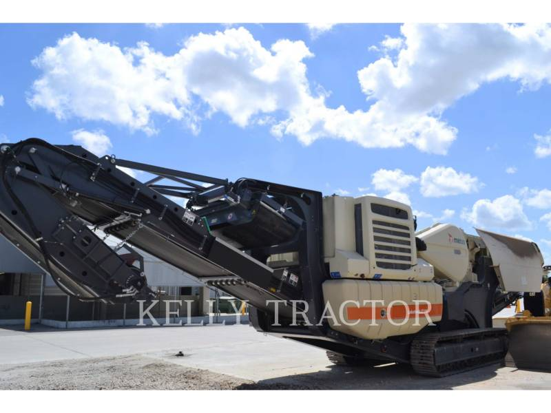 METSO HERRAMIENTA DE TRABAJO - TRITURADORA LT106 equipment  photo 5