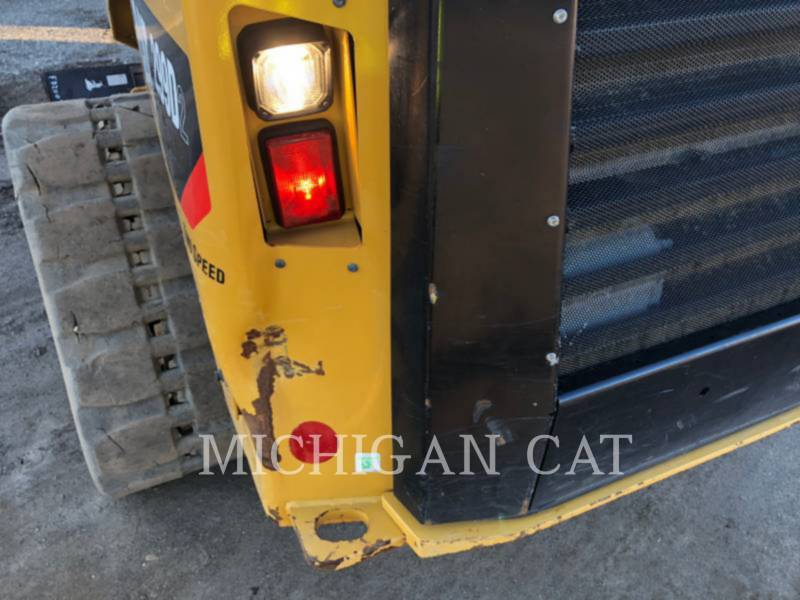 CATERPILLAR CARGADORES MULTITERRENO 299D2 equipment  photo 23