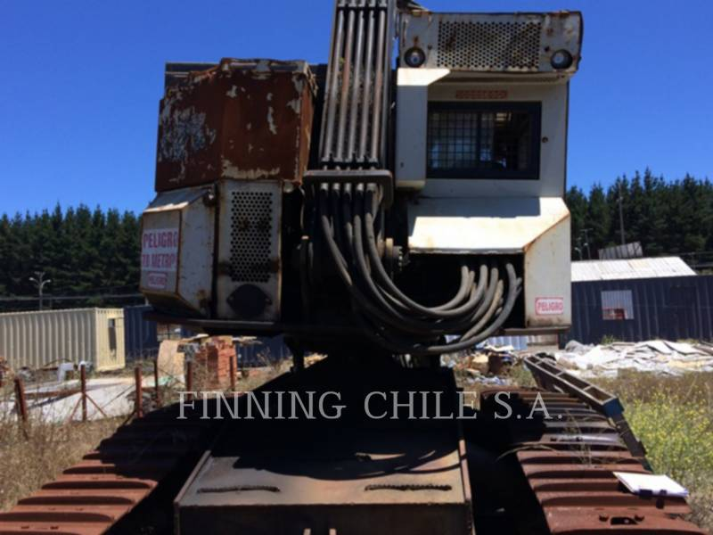 TIMBCO FORESTRY - FELLER BUNCHERS - TRACK T445D equipment  photo 11