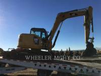 CATERPILLAR PELLES SUR CHAINES 308E2 TH equipment  photo 8