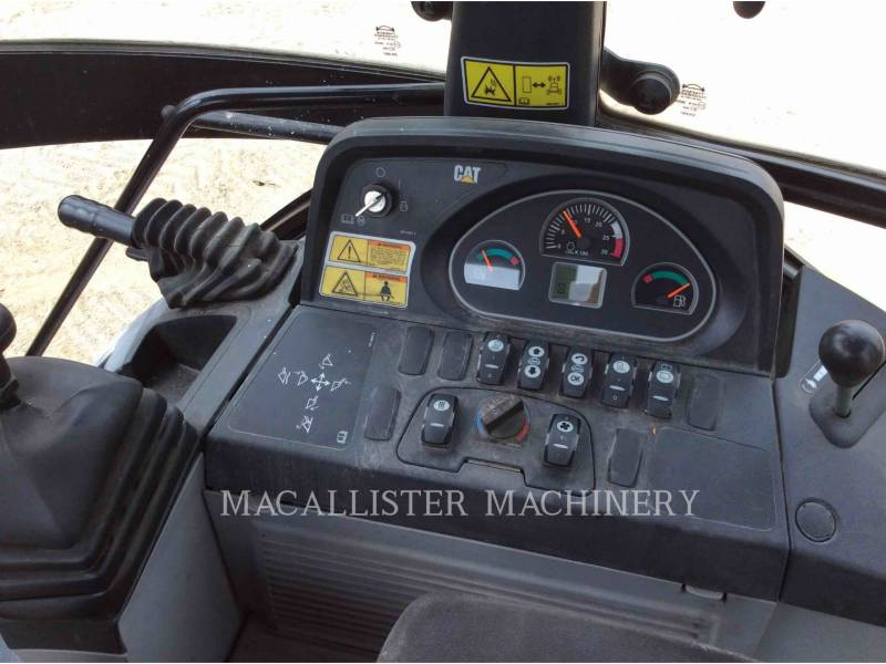 CATERPILLAR BACKHOE LOADERS 416FST equipment  photo 17