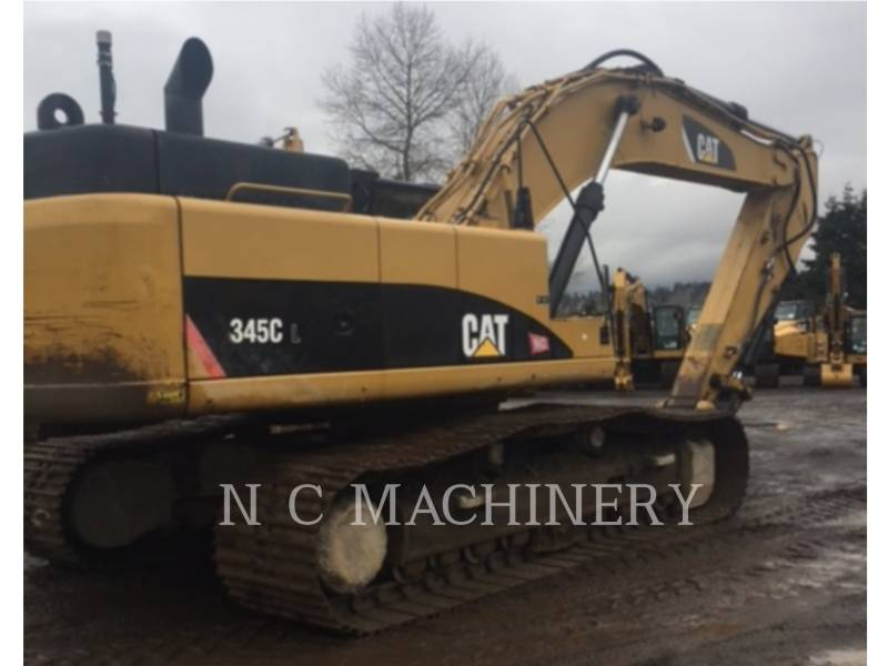 CATERPILLAR KOPARKI GĄSIENICOWE 345C L equipment  photo 4
