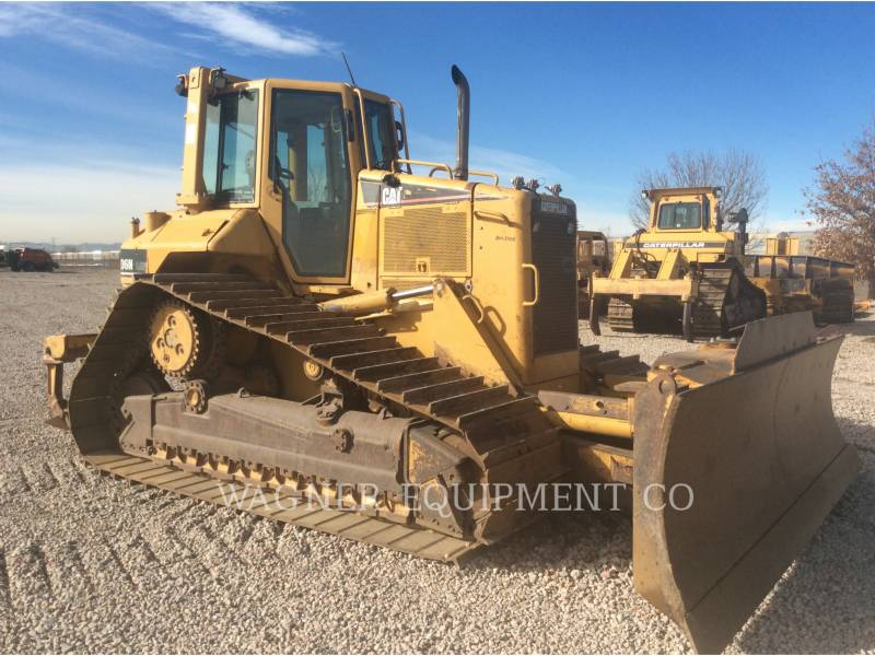 CATERPILLAR TRACTEURS SUR CHAINES D6N LGP DS equipment  photo 5