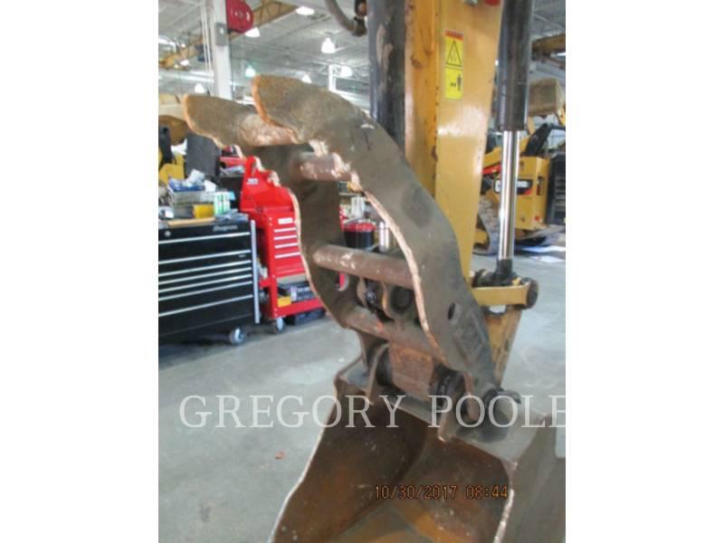 CATERPILLAR TRACK EXCAVATORS 308E2 CR equipment  photo 12