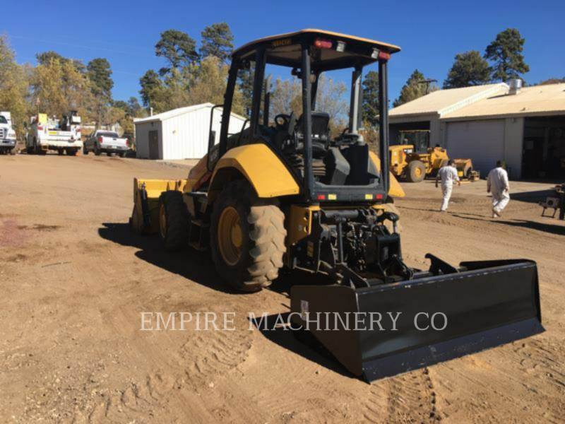 CATERPILLAR INDUSTRIËLE LADER 415F2IL equipment  photo 3