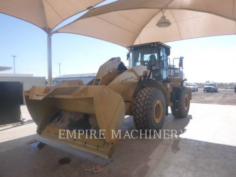 CATERPILLAR WHEEL LOADERS/INTEGRATED TOOLCARRIERS 950M equipment  photo 4