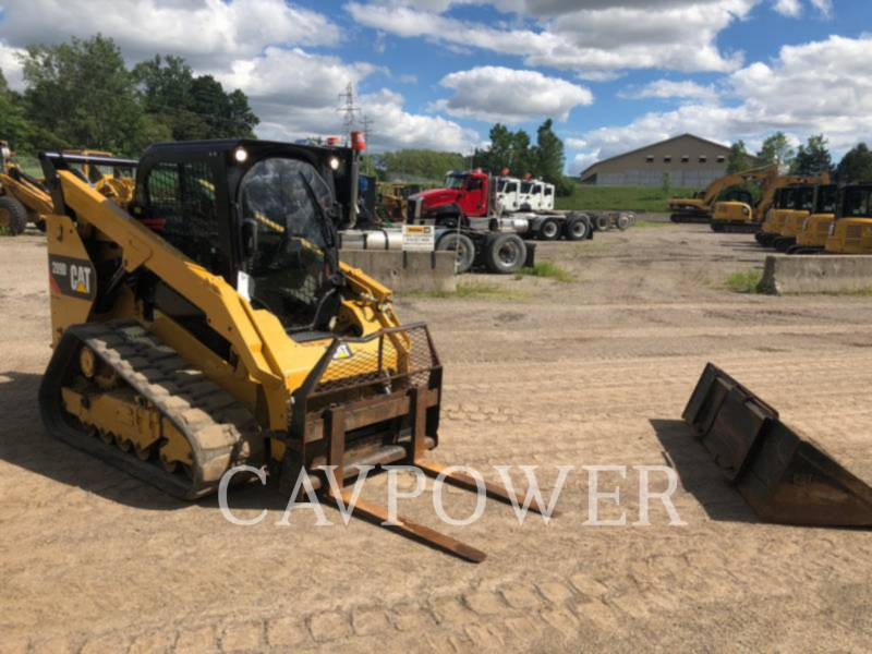 CATERPILLAR DELTALADER 289D equipment  photo 13