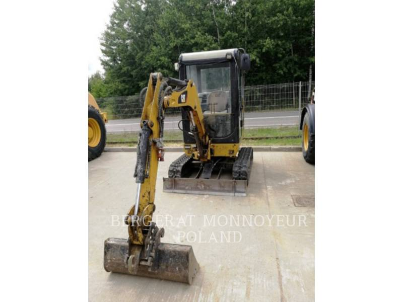 CATERPILLAR TRACK EXCAVATORS 301.8C equipment  photo 7