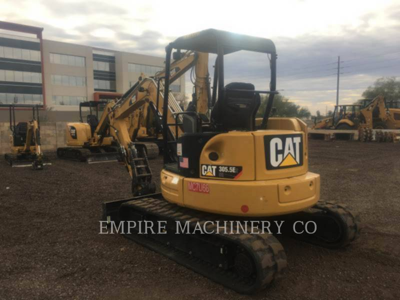 CATERPILLAR ESCAVADEIRAS 305.5E2CRT equipment  photo 2