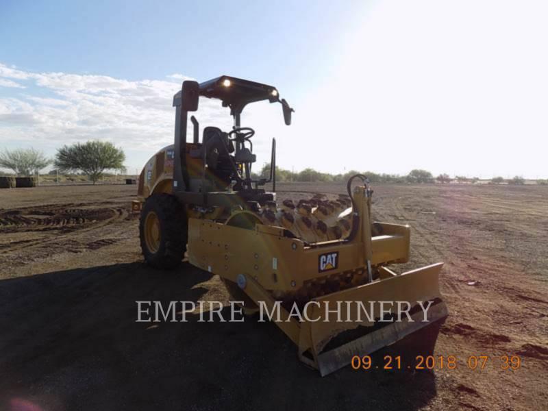CATERPILLAR COMPATTATORE A SINGOLO TAMBURO VIBRANTE TASSELLATO CP44B equipment  photo 1