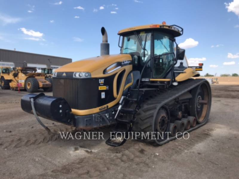 AGCO TRACTEURS AGRICOLES MT865C equipment  photo 2