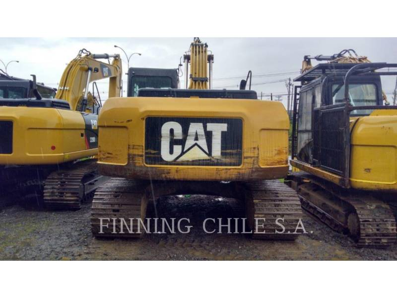 CATERPILLAR PELLES SUR CHAINES 320 D L equipment  photo 4