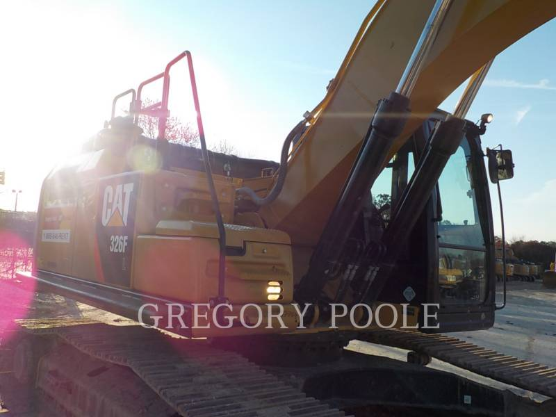 CATERPILLAR EXCAVADORAS DE CADENAS 326F L equipment  photo 5