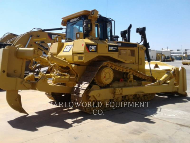 CATERPILLAR TRACTORES DE CADENAS D 8 R equipment  photo 3