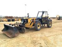 Equipment photo CATERPILLAR TH514C TELEHANDLER 1