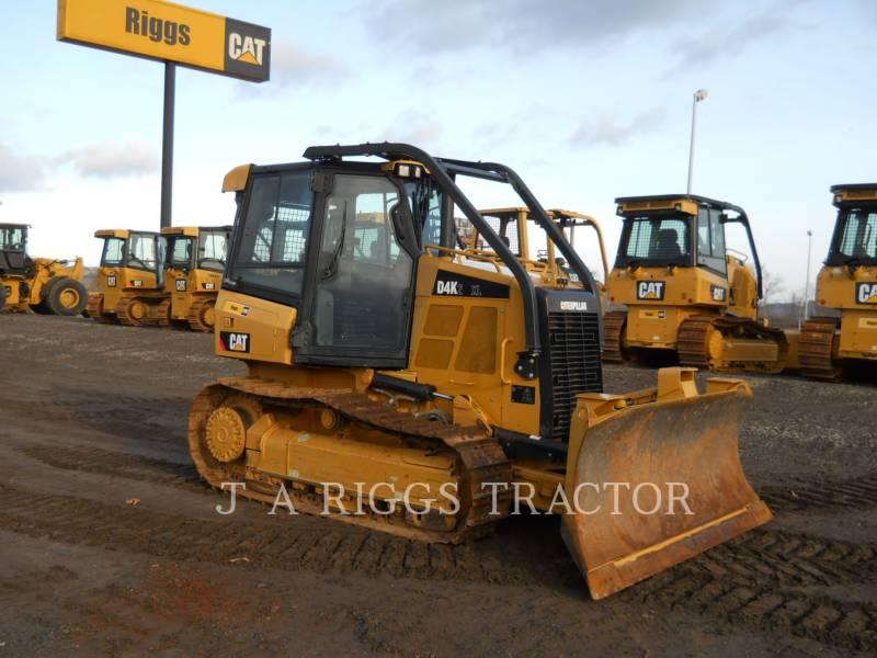CATERPILLAR KETTENDOZER D4KXL AAG equipment  photo 8