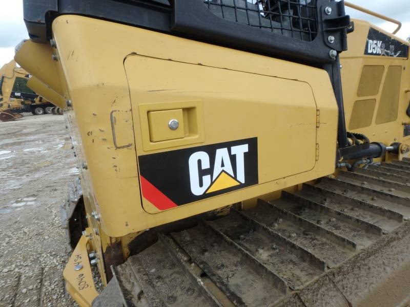 CATERPILLAR CIĄGNIKI GĄSIENICOWE D5K2XL equipment  photo 13