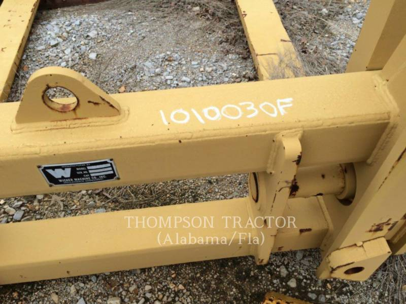 WICKER WT - FOURCHES 980H WFQ980H FORKS equipment  photo 2
