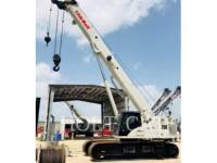 Equipment photo LINK-BELT CRANES TCC 750 GRUES 1
