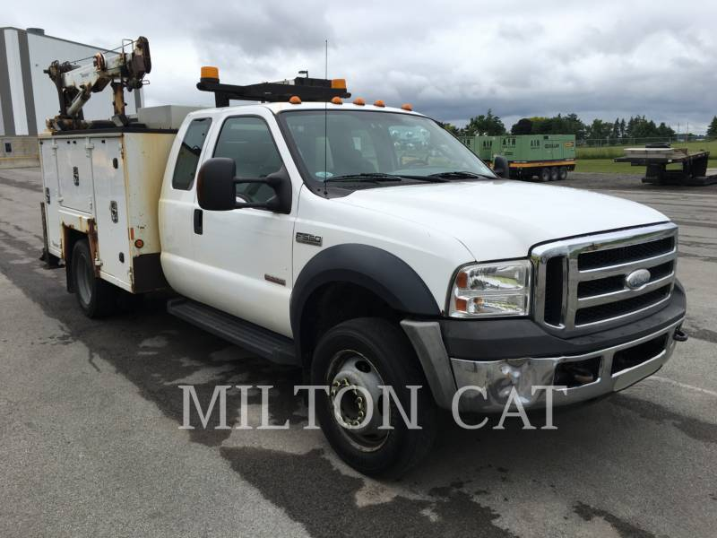 FORD ON HIGHWAY TRUCKS F550 equipment  photo 3