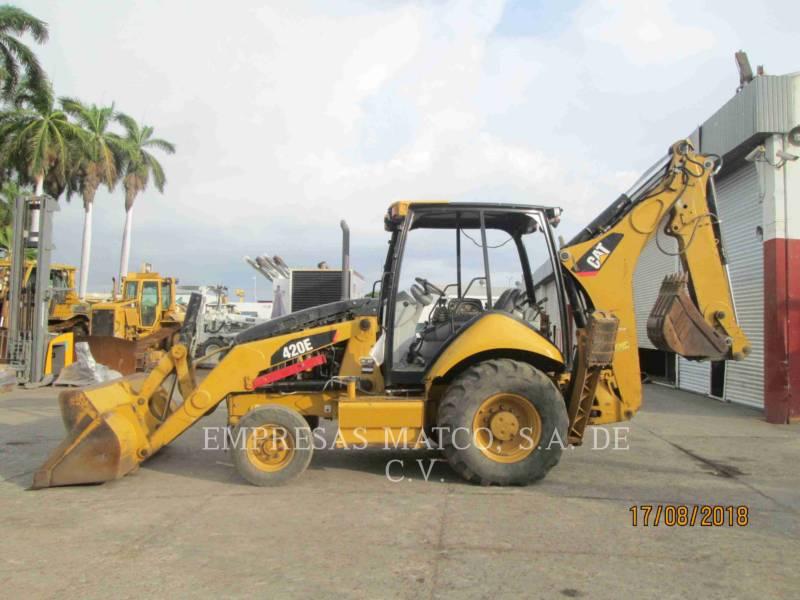 Caterpillar BULDOEXCAVATOARE 420EST equipment  photo 6