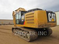 CATERPILLAR PELLES SUR CHAINES 336ELH2 equipment  photo 4