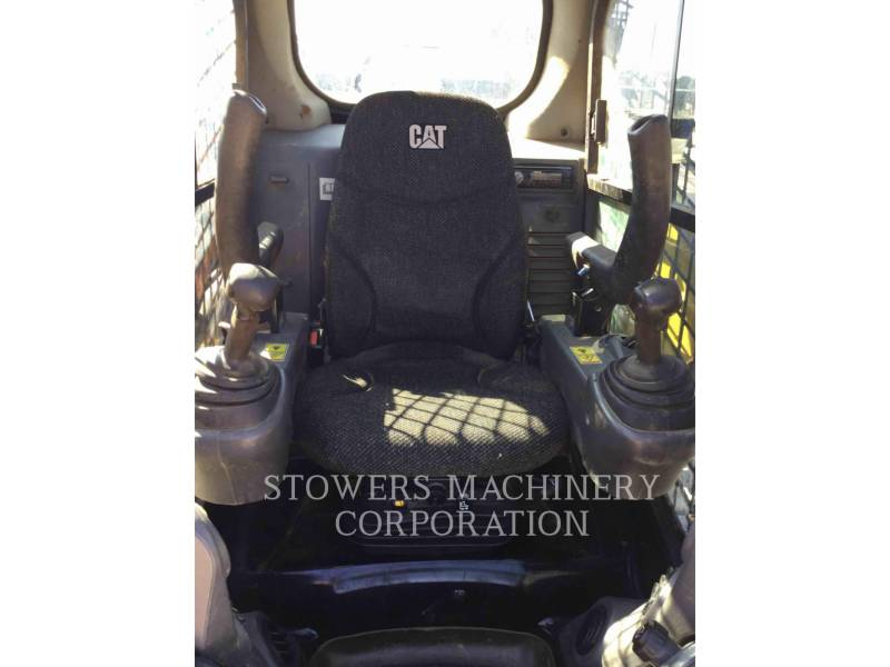 CATERPILLAR CHARGEURS TOUT TERRAIN 249D equipment  photo 15