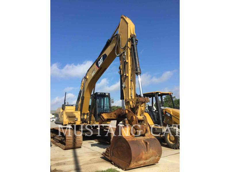 CATERPILLAR PELLES SUR CHAINES 320DLRR equipment  photo 3