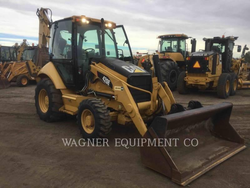 CATERPILLAR TERNE 420EST equipment  photo 2