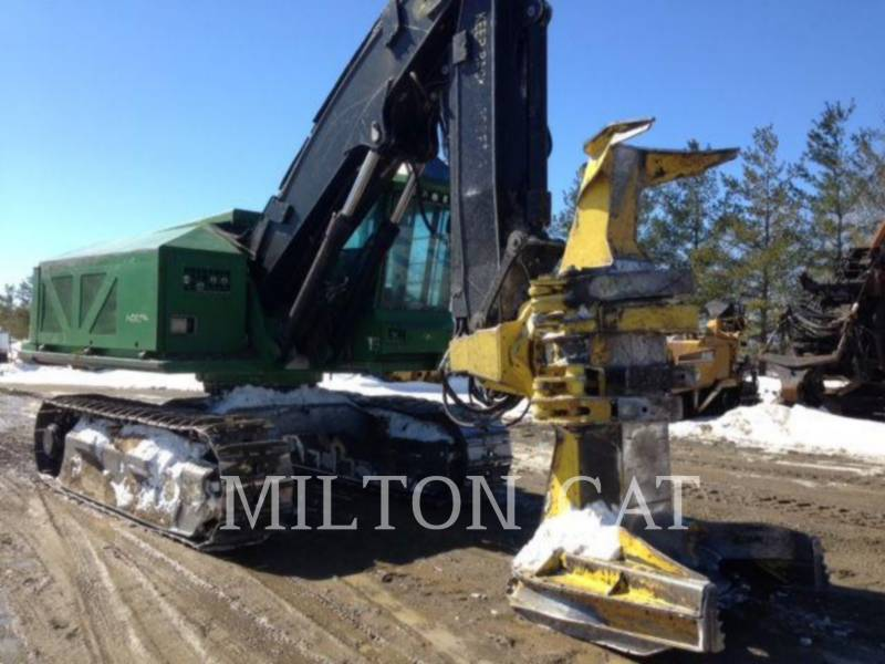 JOHN DEERE FORESTAL - TALADORES APILADORES - DE CADENAS 903K equipment  photo 1