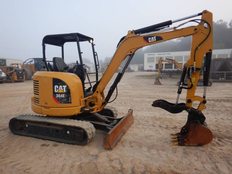 CATERPILLAR ESCAVADEIRAS 304 E2 CR equipment  photo 1