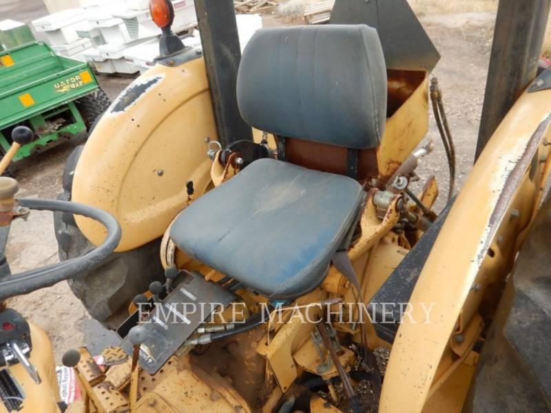FORD / NEW HOLLAND 産業用ローダ 345C equipment  photo 5