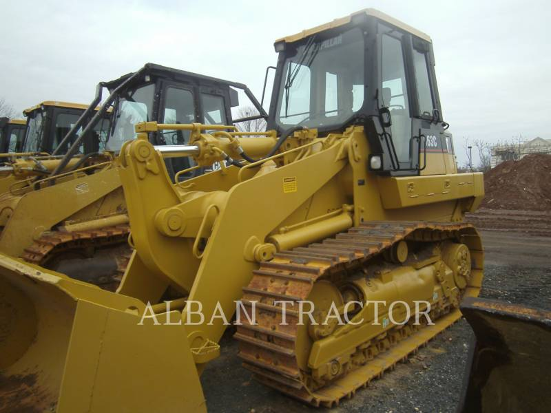 CATERPILLAR ŁADOWARKI GĄSIENICOWE 963C CAC equipment  photo 3
