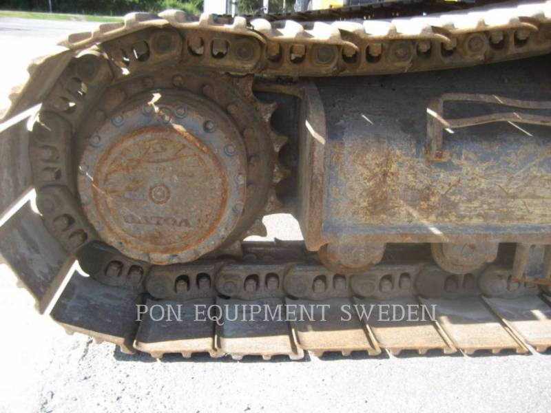 VOLVO CONSTRUCTION EQUIP BRASIL ESCAVATORI CINGOLATI EC240 CNL equipment  photo 10