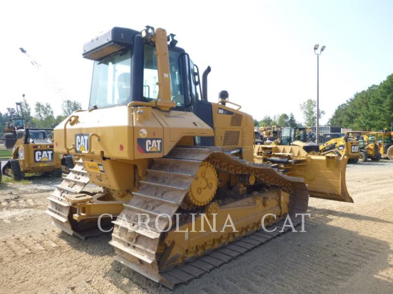 CATERPILLAR TRACTORES DE CADENAS D6N-4F LGP equipment  photo 3