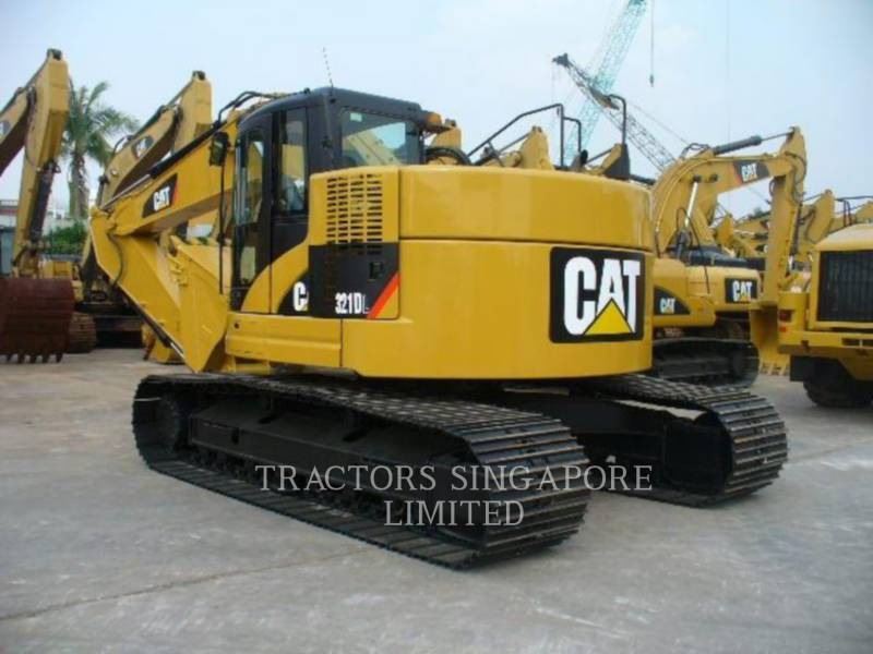 CATERPILLAR EXCAVADORAS DE CADENAS 321DLCR equipment  photo 3