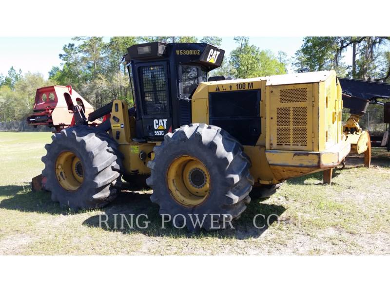 CATERPILLAR FOREST PRODUCTS 553C equipment  photo 1