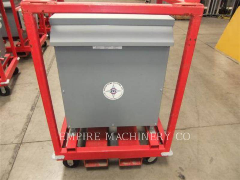 MISCELLANEOUS MFGRS EQUIPO VARIADO / OTRO 112KVA PT equipment  photo 1