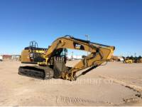 CATERPILLAR TRACK EXCAVATORS 329EL TC equipment  photo 1