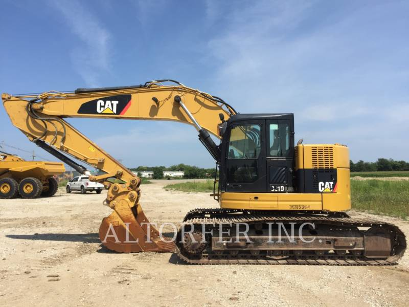 CATERPILLAR PELLES SUR CHAINES 321DLCR equipment  photo 3