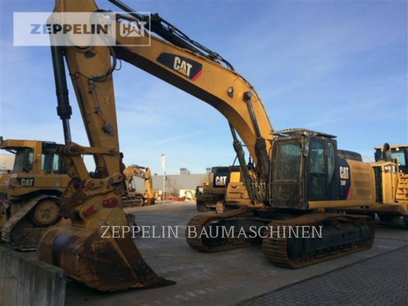 CATERPILLAR KETTEN-HYDRAULIKBAGGER 336FLN equipment  photo 5