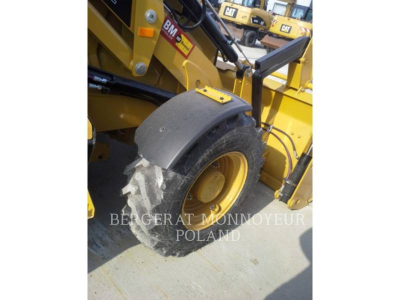 CATERPILLAR BACKHOE LOADERS 427F2 equipment  photo 7