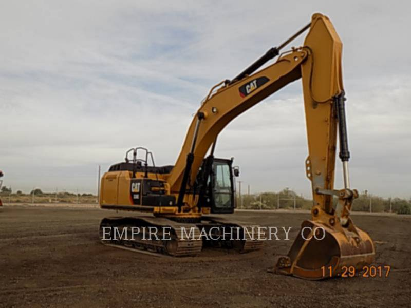 CATERPILLAR トラック油圧ショベル 336EL equipment  photo 8