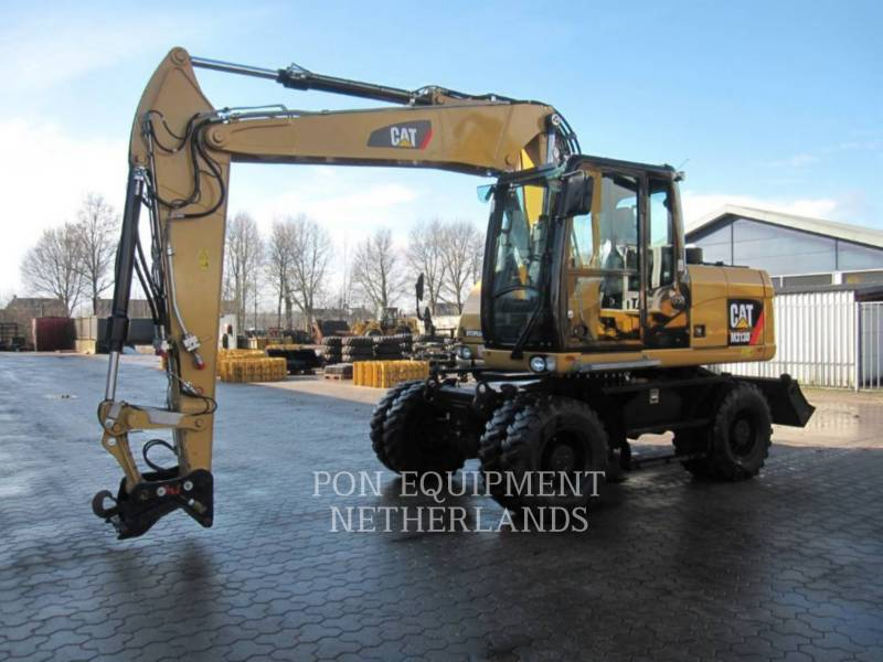 CATERPILLAR EXCAVADORAS DE RUEDAS M 313 D equipment  photo 1