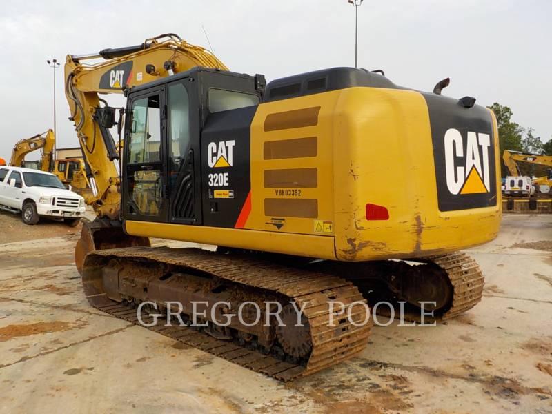 CATERPILLAR TRACK EXCAVATORS 320E L equipment  photo 7