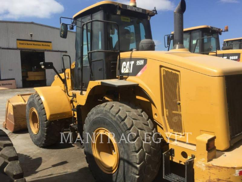 Caterpillar ÎNCĂRCĂTOARE PE ROŢI/PORTSCULE INTEGRATE 950 H equipment  photo 4