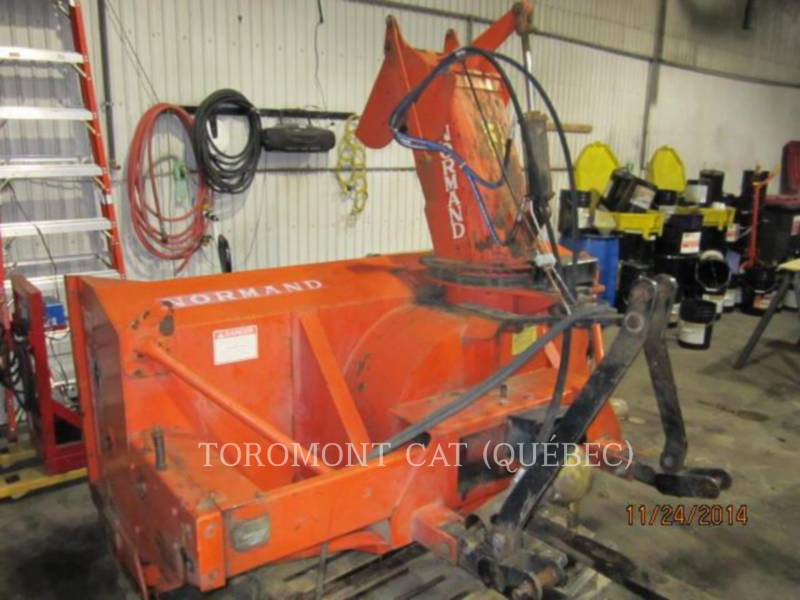 OTHER FRENCH MFGRS  SPAZZANEVE N92-312 equipment  photo 2