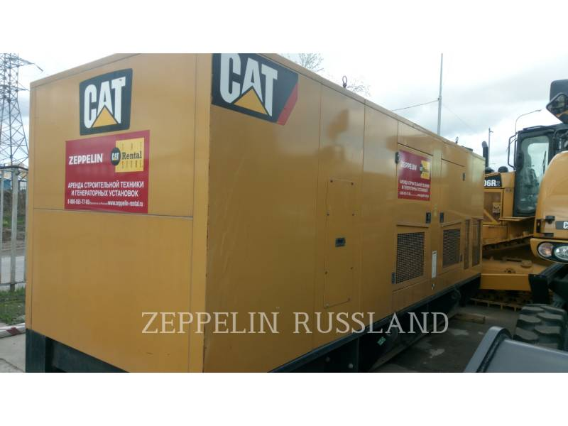 CATERPILLAR GRUPPI ELETTROGENI FISSI C18 equipment  photo 2